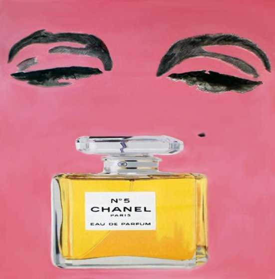 See My Chanel - Pink Unique 46x46