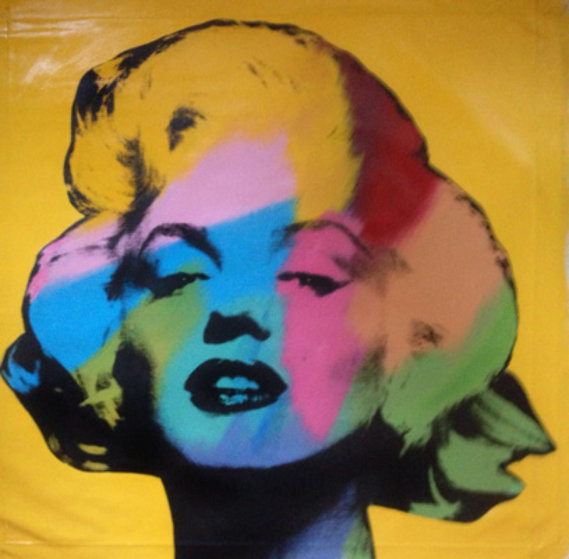 Marilyn Large State Yellow AP  1996
