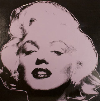 Marilyn Series III  (Midnight) 1995 Limited Edition Print - Steve Kaufman