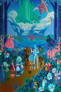 Wizard of Oz AP 1989 Limited Edition Print - Melanie Taylor Kent