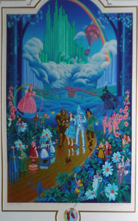 Wizard of Oz 1989 Limited Edition Print - Melanie Taylor Kent