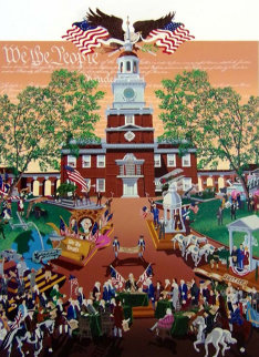 We the People AP 1988 Limited Edition Print - Melanie Taylor Kent