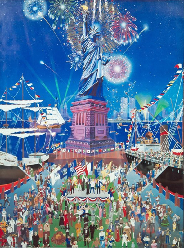 Statue of Liberty Centennial 1986