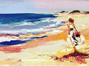 By the Sea 1994 Limited Edition Print - Mark King