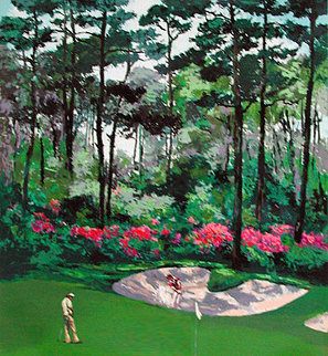 Augusta 13, Rea\'s Creek Limited Edition Print - Mark King