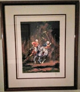 Polo 1979 Limited Edition Print - Mark King