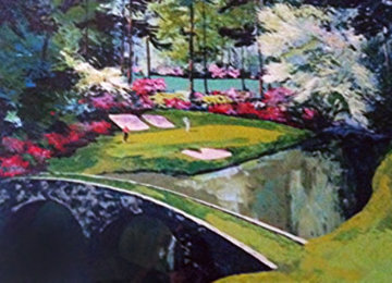 Augusta Morning #12   Limited Edition Print - Mark King