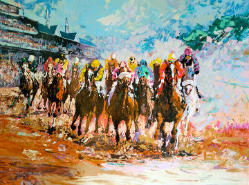 Kentucky Derby 1990 Limited Edition Print - Mark King