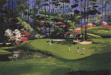 Augusta #11 1989 Limited Edition Print by Mark King