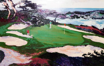 Cypress Point #15 1988 Limited Edition Print - Mark King