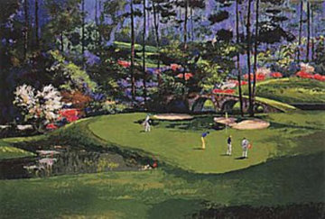 Augusta 11 AP 1989 Limited Edition Print - Mark King