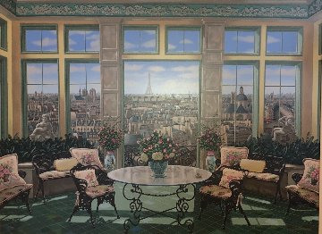 Room With a View 2005 Limited Edition Print - Liudimila Kondakova