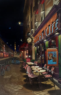 Follies Cafe 2006 Limited Edition Print - Liudimila Kondakova
