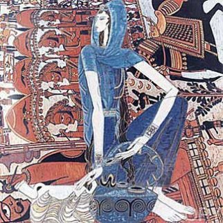 Eastern Song 1989 Limited Edition Print - Shao Kuang Ting