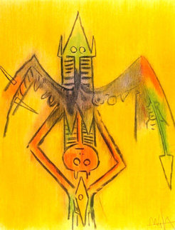 Innocence: Pleni Luna Suite 1974 Limited Edition Print - Wifredo Lam
