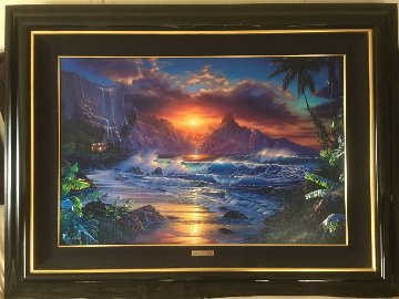 Escape 2002 Limited Edition Print - Christian Riese Lassen