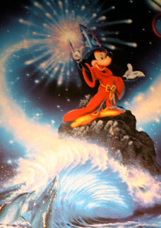 Disney Suite of 3 1995 Limited Edition Print - Christian Riese Lassen