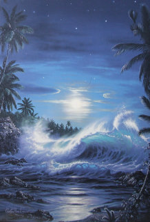 Maui Moon II 1994 Limited Edition Print - Christian Riese Lassen