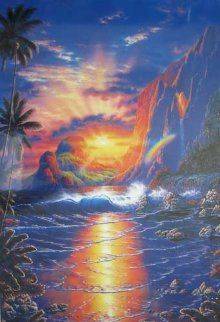 Heaven on Earth 1994 Limited Edition Print - Christian Riese Lassen