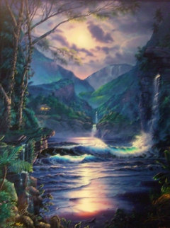 Secret Place 1998 Limited Edition Print - Christian Riese Lassen