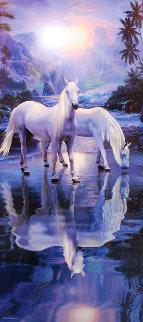 Peaceful Moment 2001 Limited Edition Print - Christian Riese Lassen