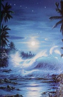 Maui Moon II 2004 Limited Edition Print - Christian Riese Lassen