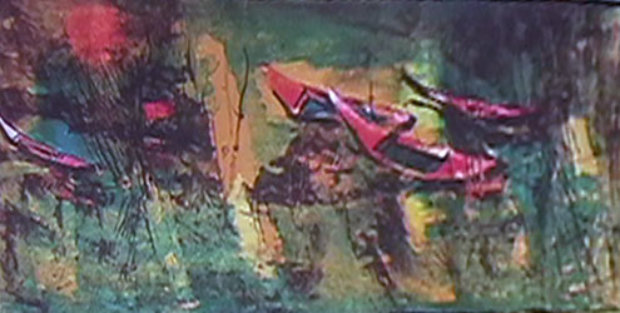 Boats at Rest 1966