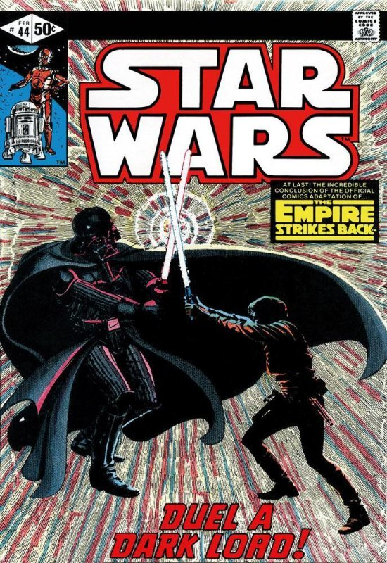 Star Wars - #44 the Empire Strikes Back - Duel a Dark Lord - 2015