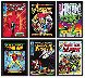 Marvel Superheroes Collection Set of 6 HS 0