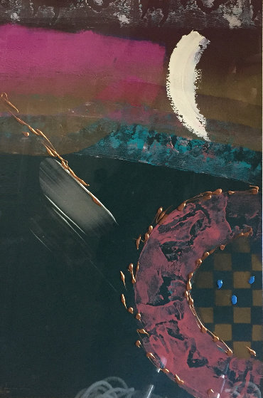 Untitled Painting 1994 34x27