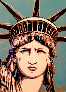 Statue of Liberty 2000 Limited Edition Print - Allison Lefcort