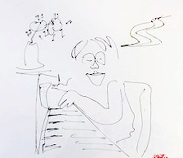Baby Grand 1990 Limited Edition Print - John Lennon