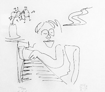 Baby Grand 1986 Limited Edition Print - John Lennon