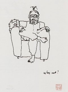 Why Not? 1972 Limited Edition Print - John Lennon