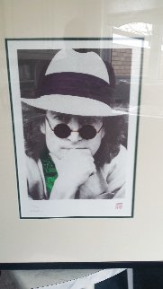 Nishi Photographic Portrait  Limited Edition Print - John Lennon