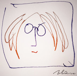 Suite of 5: Self Portrait, Merry Cristmas, Your Biggest Fan, Dream City, City of M 2014 Limited Edition Print - John Lennon