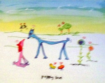 Puppy Love 2000 Limited Edition Print - John Lennon