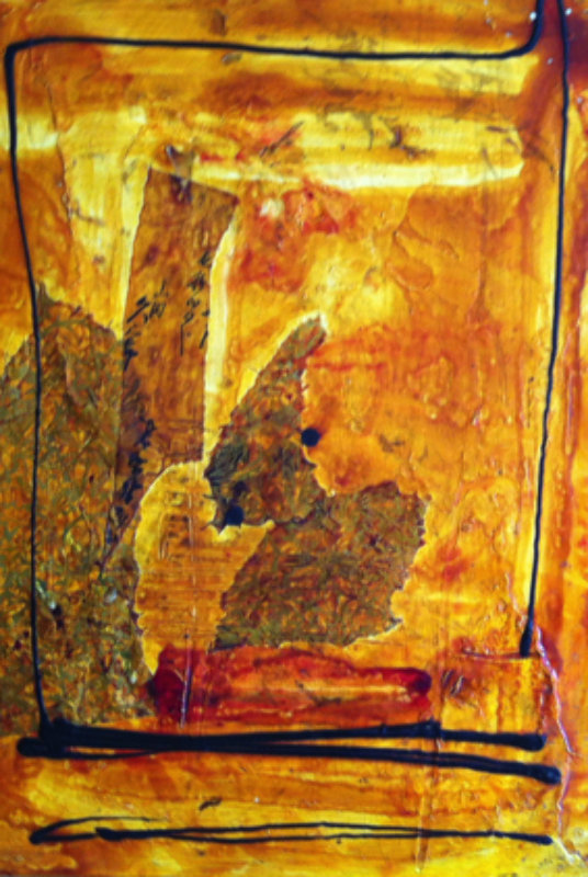 Untitled Suite of 2 Oil Paintings 2010