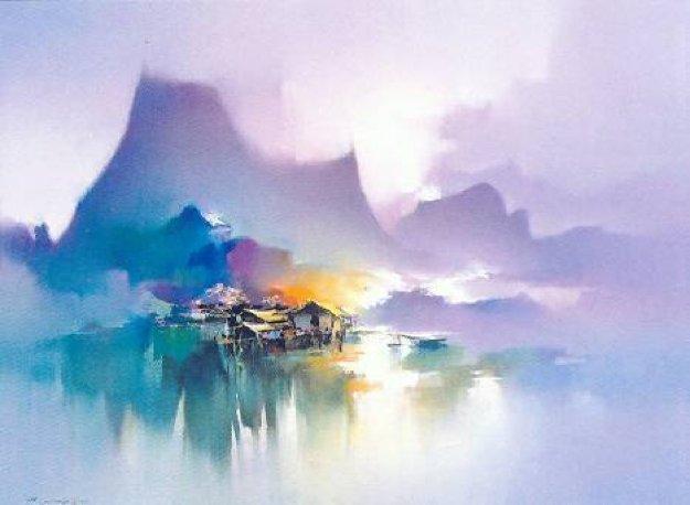 shangrila 1991 by hong leung