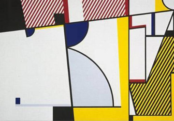 Bull Profile Series: Bull V 1973 Limited Edition Print - Roy Lichtenstein