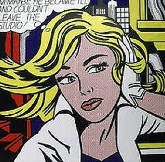 Art of Sixties Poster 1979 Other - Roy Lichtenstein