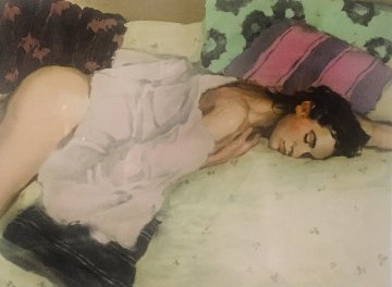 Lost in Rapture 1995 Limited Edition Print - Malcolm Liepke