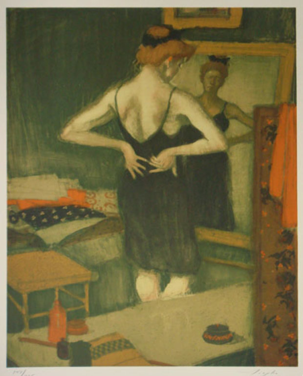 Woman in the Mirror 1989