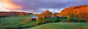 Heartland  Panorama by Peter Lik