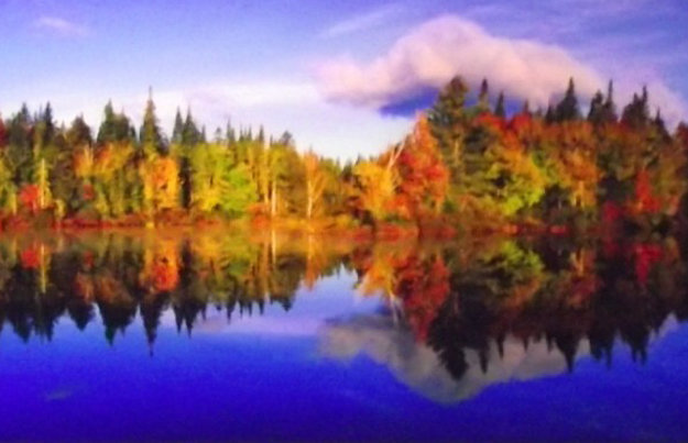 Fall Reflections By Peter Lik