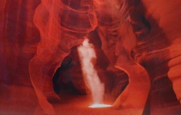 Ghost (Antelope Canyon, Arizona) Panorama - Peter Lik