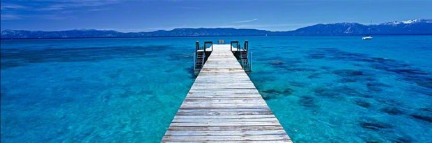 Tahoe Jetty (Emerald Bay, Lake Tahoe, California)