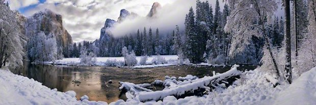 Mystic Valley (Yosemite NP, California)