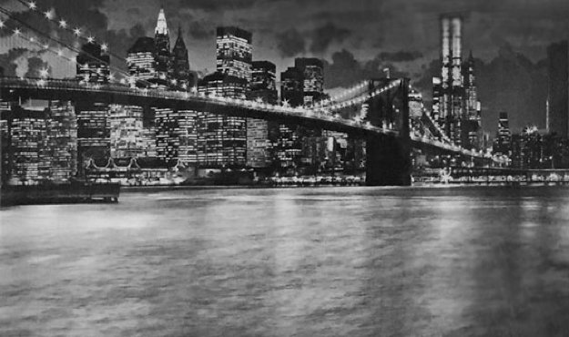 city of lights by peter lik