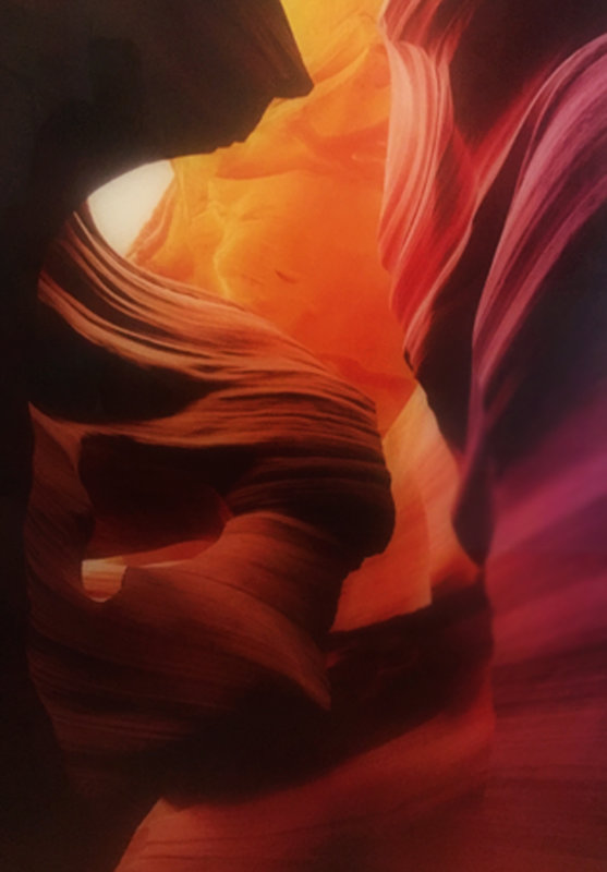 Guardian Angel (Antelope Canyon, Arizona)